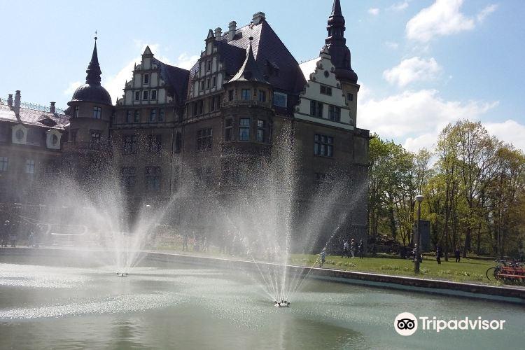 Moszna Castle4