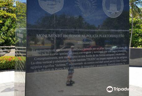 Monumento en Honor al Policia Puertorriqueno