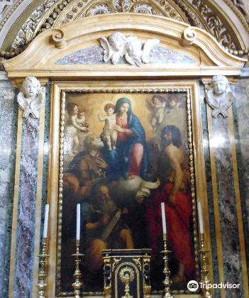 Chiesa Rettoria San Girolamo Della Carita` a Via Giulia4