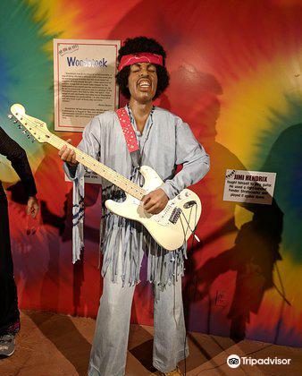 Rock Legends Wax Museum1