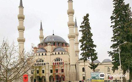 Great mosque of Tirana