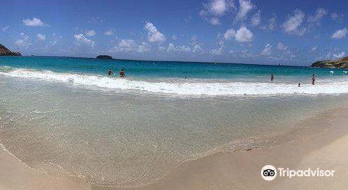 Grande Saline Beach