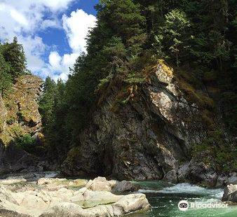 Kleanza Creek Provincial Park