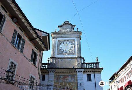 Torre dell'orologio di Salo