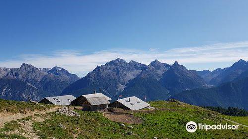 Alp Laret