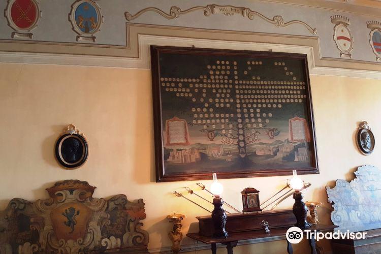 House Museum of Oddi Marini Clarelli3