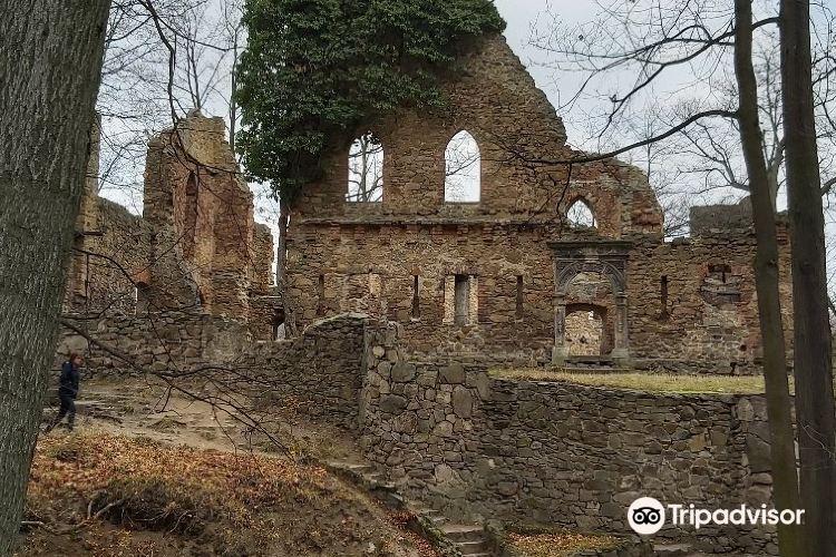 Zamek Stary Ksiaz3