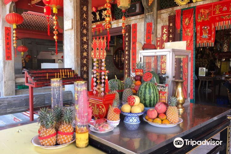 Jui Tui中國廟1
