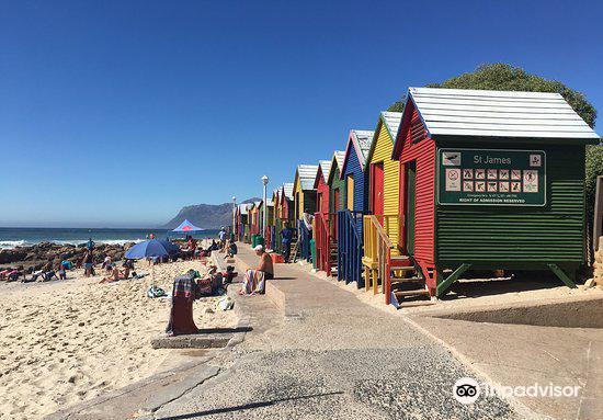 St James Beach, Kalk Bay1