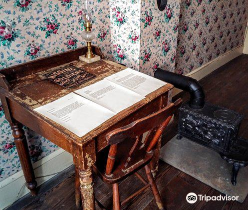Clara Barton's Missing Soldiers Office Museum2