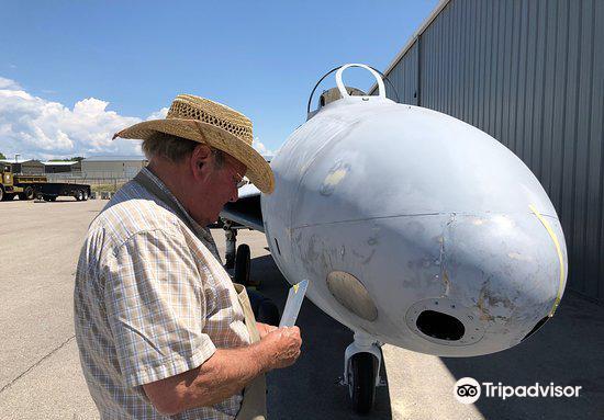 Warhawk Air Museum3