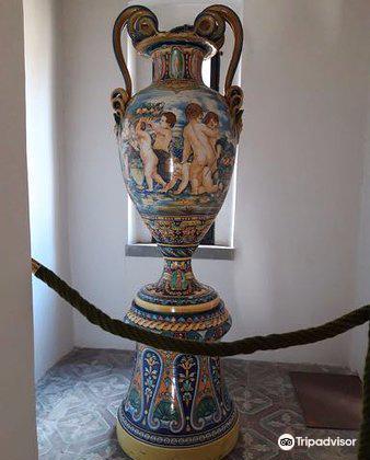 Ceramica Umbra San Giuseppe.Museo Regionale Della Ceramica Travel Guidebook Must Visit Attractions In Deruta Museo Regionale Della Ceramica Nearby Recommendation Trip Com