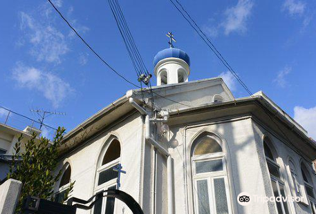 Dormition Orthodox Church in Kobe