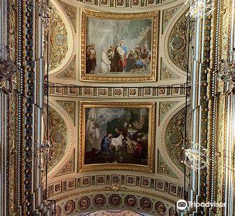 Chiesa di Santa Margherita d'Antiochia - Santuario di Nostra Signora della Rosa