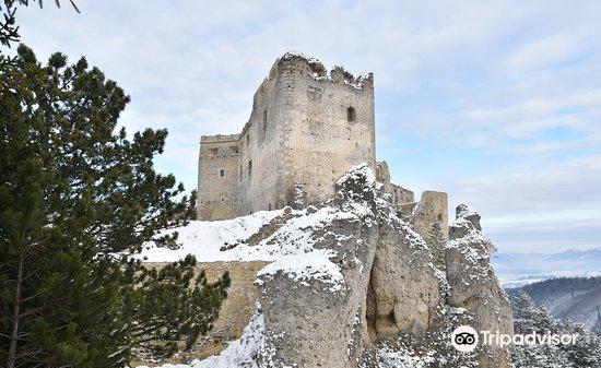 Lietava Castle1