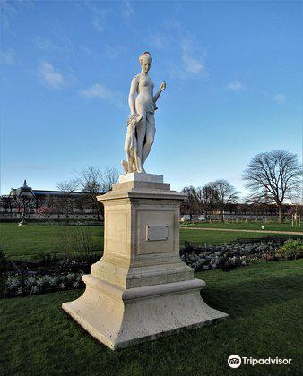 """La statue """"Diane""""2"""
