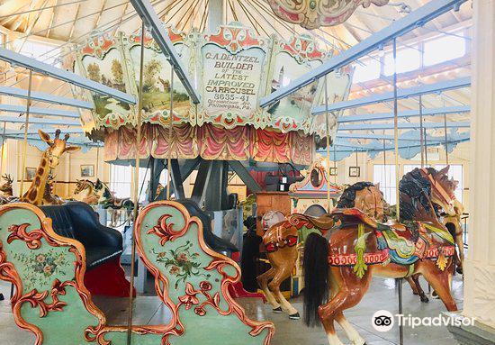 The Dentzel Carousel1