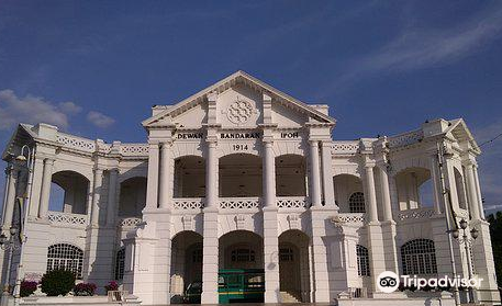 Ipoh Town Hall and Old Post Office