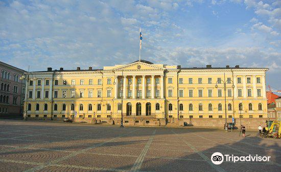 The Senate Building (Valtioneuvoston Linna)2