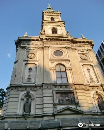 Church of St. Anne (Szent Anna Templom)3
