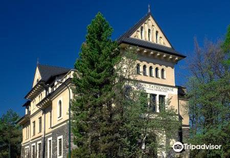 Muzeum Tatrzańskie Chałubińskiego