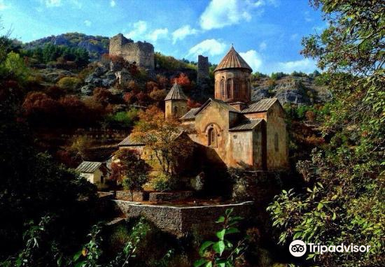Sapara Monastery2