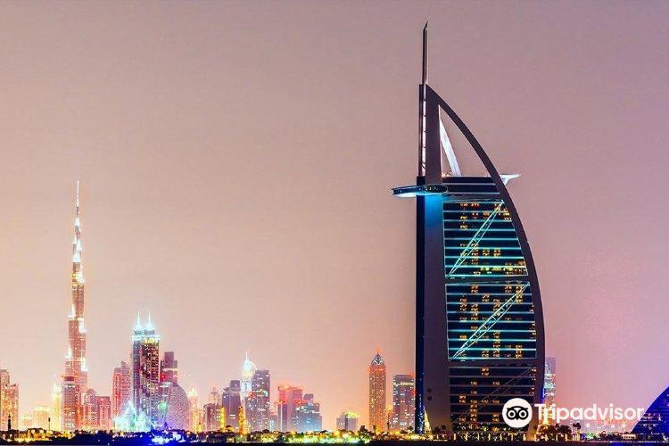 Dubai World Central, Free Zone Gate 3