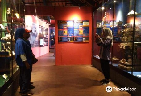 D'Topeng Kingdom Museum