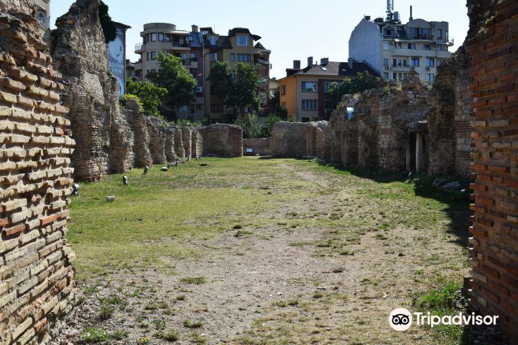羅馬溫泉浴室遺跡2