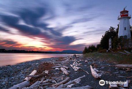 Cape Mudge (Quadra Island) Lighthouse
