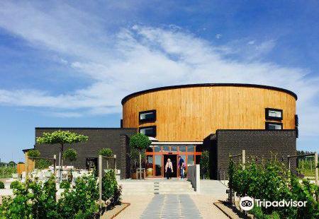 Nordic Sea Winery Showroom vinbar & restaurang