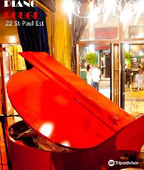 Le Piano Rouge1