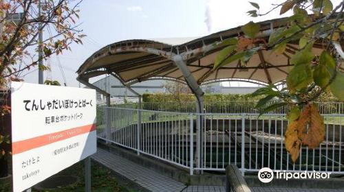 Turnplate  Pocket Park