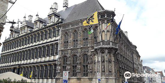 Ghent Town Hall (Stadhuis)