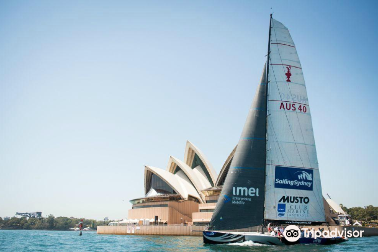 Explore Sailing - America's Cup Sailing Experience3