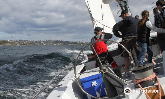 Explore Sailing - America's Cup Sailing Experience4