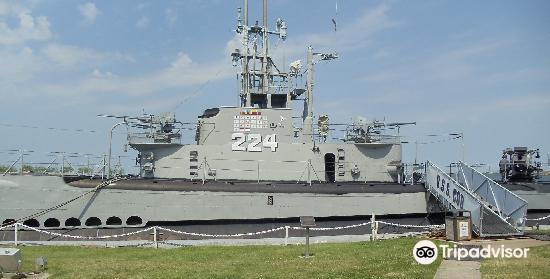 USS Cod Submarine Memorial4