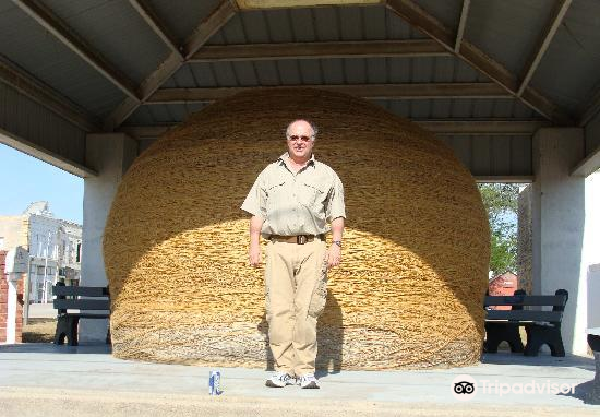 The World's Largest Ball of Sisal Twine1