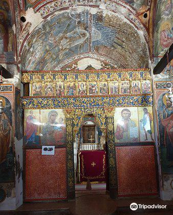 Agios Nikolaos tis Stegis Church