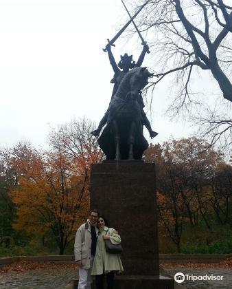 King Jagiello Monument4