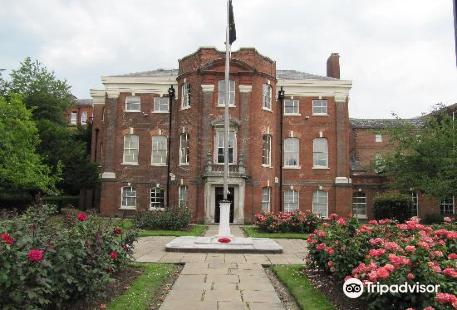 The Royal Hampshire Regiment Museum