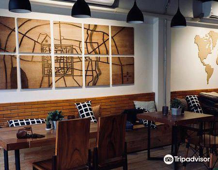 Slee-P Hostel&Cafe' Chiangmai1