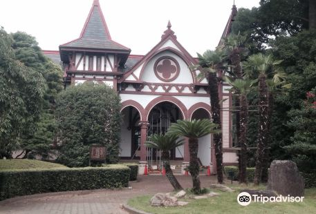 舊土浦中學校本館