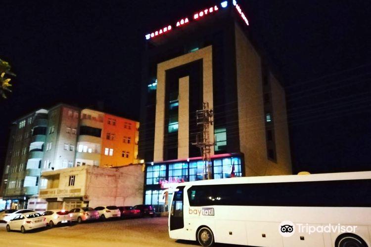 Ishak Pasa Palace/İshak Pasa Sarayı3