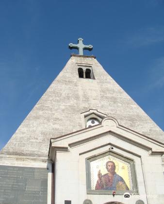 St.Nicolas Wondermaker Church-Memorial3