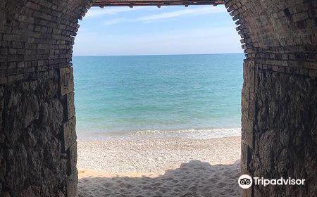 Playa del Hombre Muerto