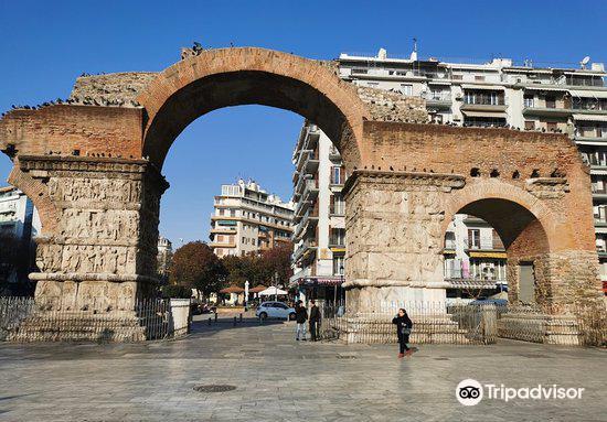 Arch of Galerius3
