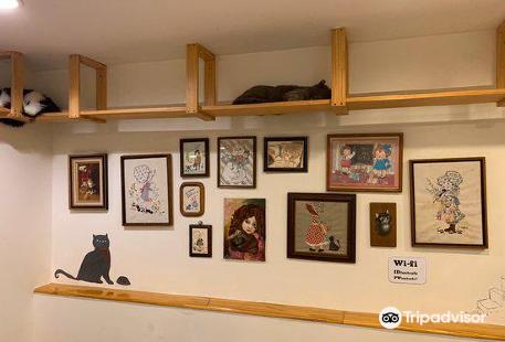 Cat Cafe Goyangi Noriteo