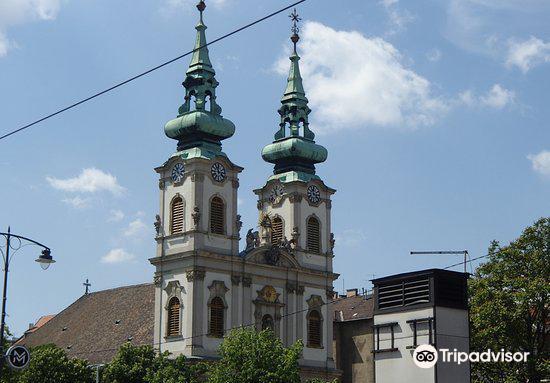 Church of St. Anne (Szent Anna Templom)1
