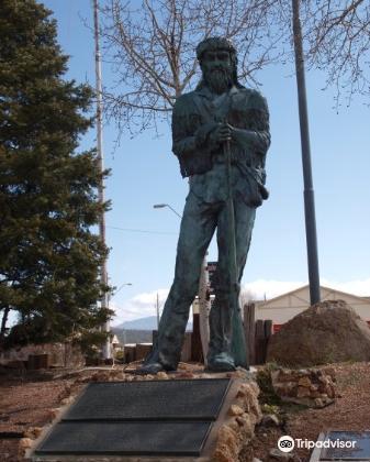 Bill Williams Monument Park1